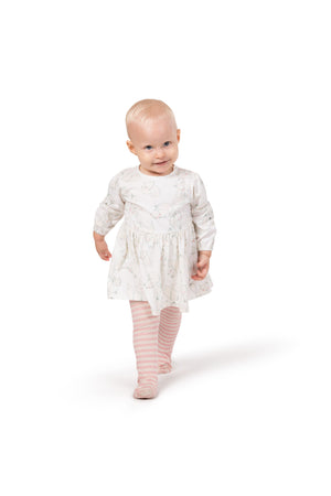 Loose Fit Onesie Dress - Foxing Around
