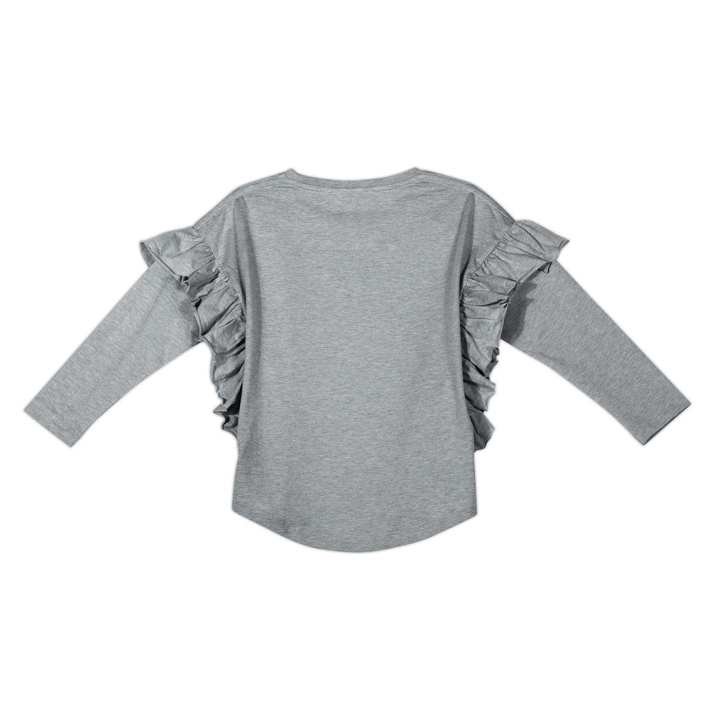 Frilled Smock T-shirt