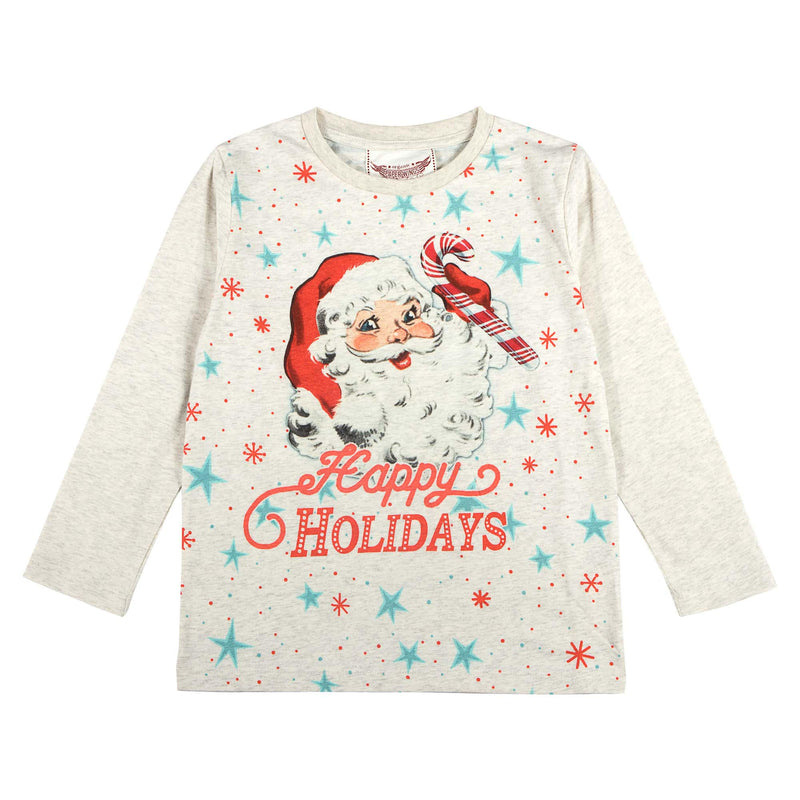 Long Sleeve T-shirt - Happy Holidays