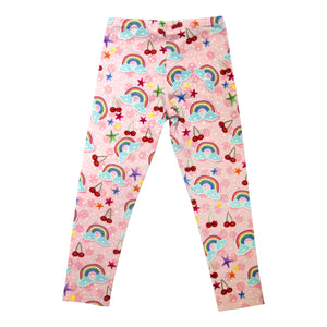 Leggings - Cherries and Rainbows