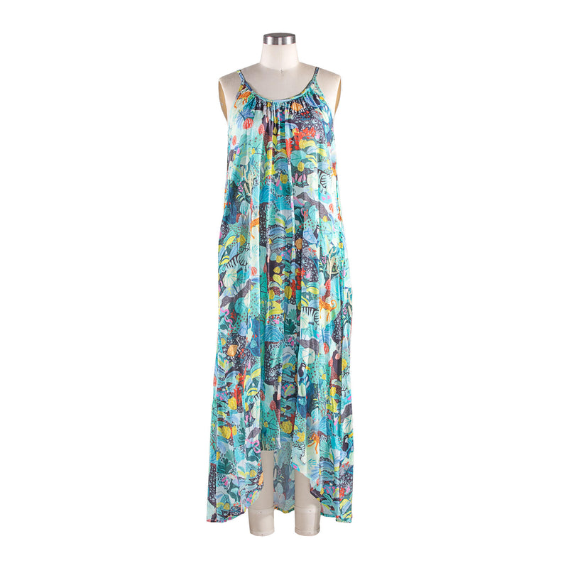 Maxi Dress - Mystery Jungle