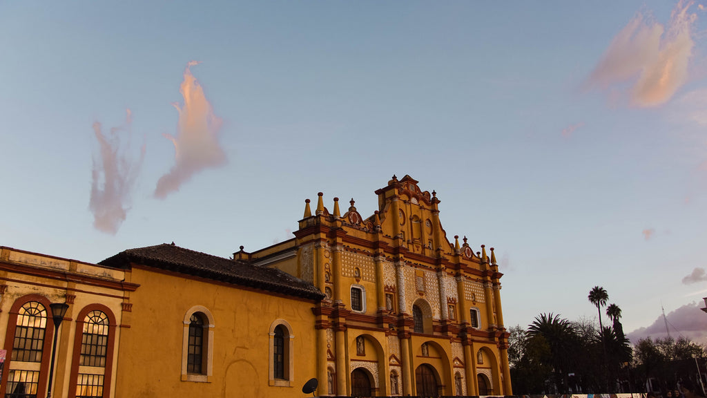 Cathedral of St. Christopher San Cristobal de las casas