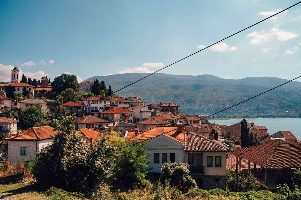 Ohrid Macedonië