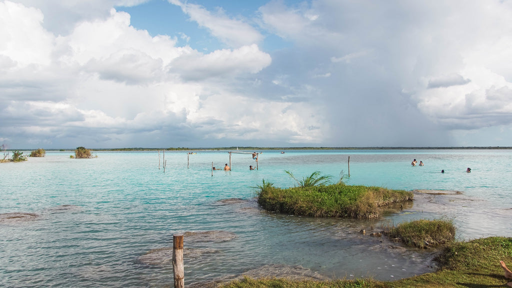 Las Cocalitos Bacalar Mexico