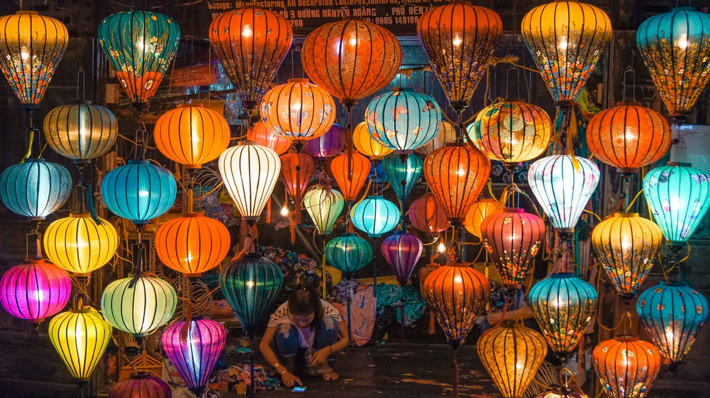 Hoi An Night Market Vietnam