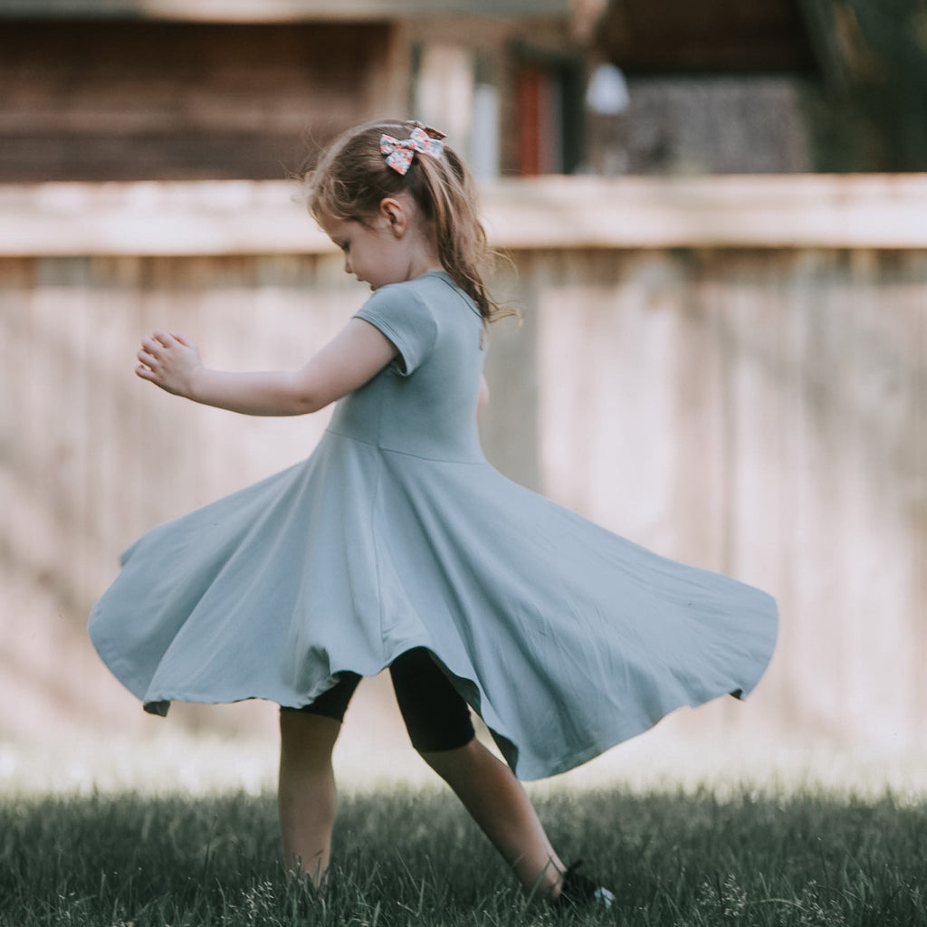 Twirl Dress | Rosemary