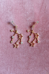 ZODIAC DROP EARRINGS