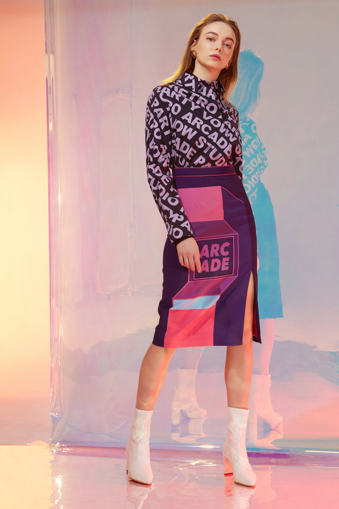 THE ARCADE SKIRT PRE-ORDER NOW