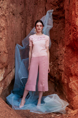 SUMMER BREEZE PANTS PINK