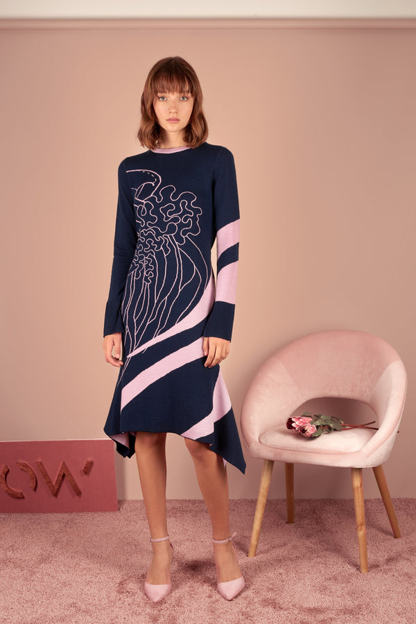 JELLYFISH ALERT DRESS