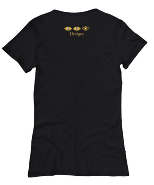BLACKADEMIC ~ Women's Tee