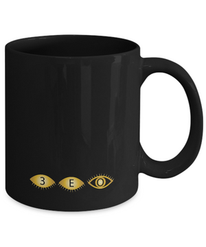 IF YOU ARE NOT OUTRAGED ~ 11oz Black Mug