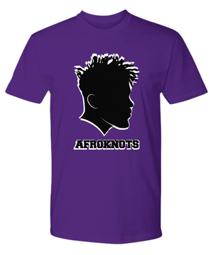 AFROKNOTS ~ Premium Bro Twists Tee Shirt