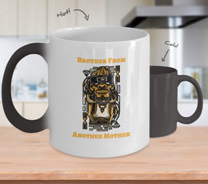 BROTHER ~ Color Changing Mug