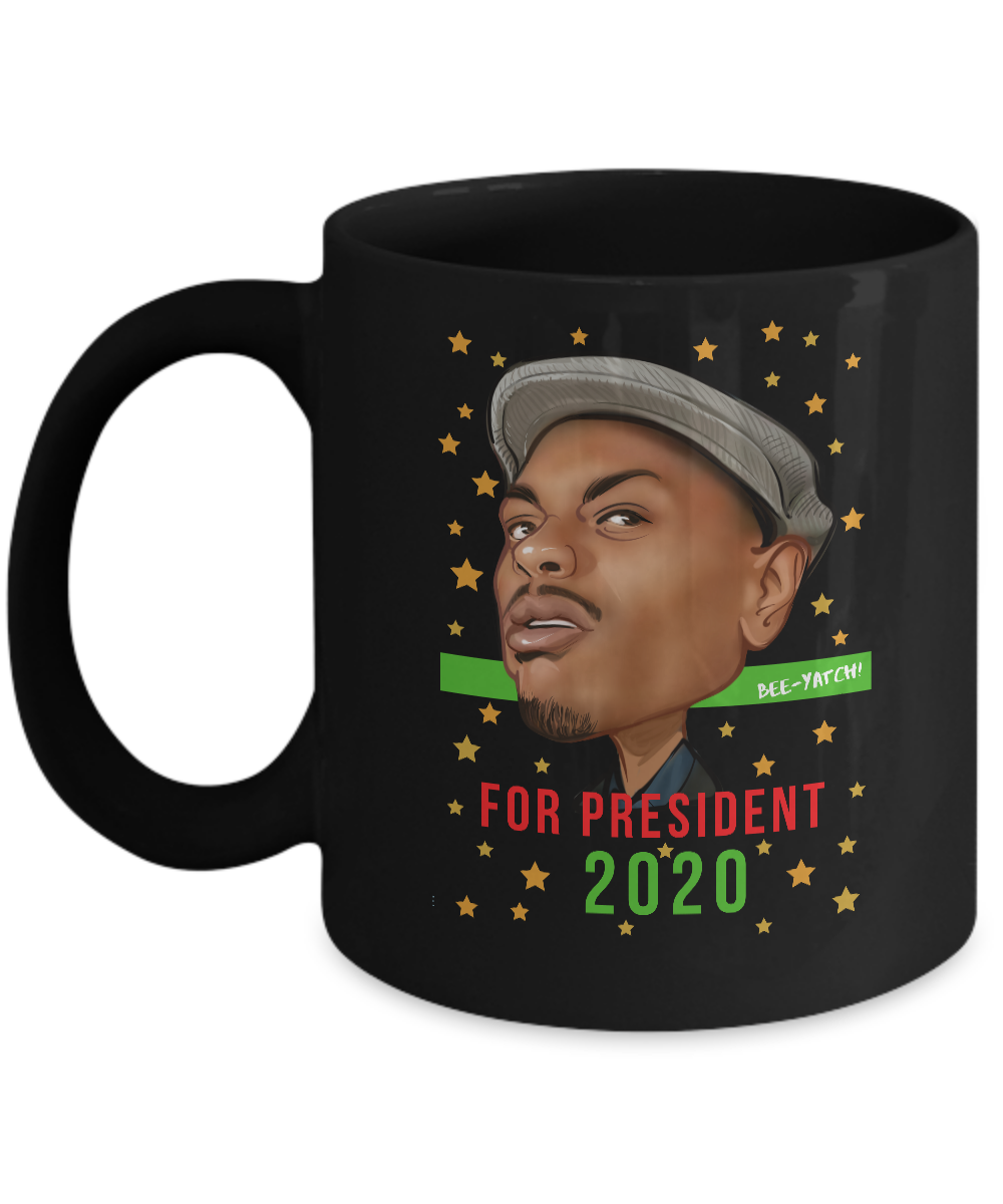 BEE-YATCH PRESIDENT 2020 ~ Mug Black