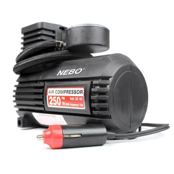 Nebo 250 PSI Air Compressor image 2380300845117