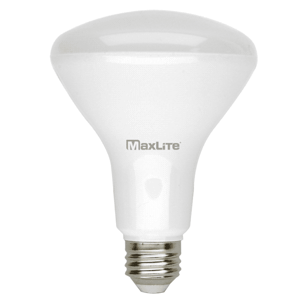 BR30 MaxLite     8W Dimmable Warm White Indoor (4 Pack)