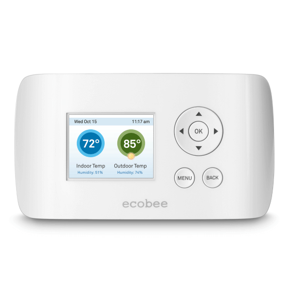 ecobee Smart Si WiFi Thermostat image 3188444659773