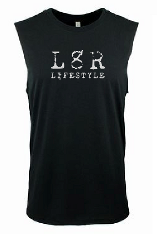 Sleeveless T - Vintage Logo