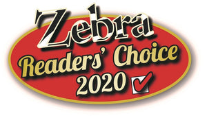 Fourth Year Voted Best Artisan Jeweler in the Zebra Choice Awards