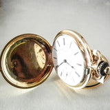 Patek Philippe 18kt Gold Pocket Watch Worlds Columbian Exposition Chicago, IL 1893