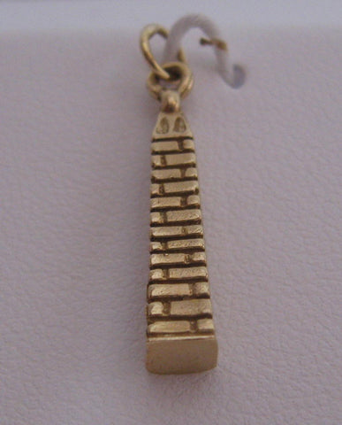 Washington Monument Charm