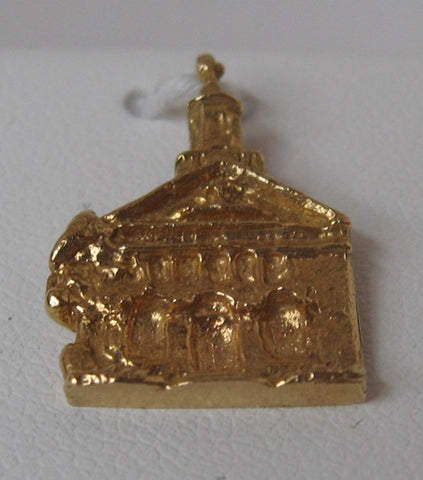 St. Mary's School Yellow Gold Charm 2.5 grams