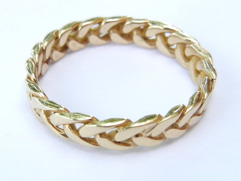 Tight Weave Ring