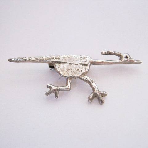 Road Runner in Sterling Silver