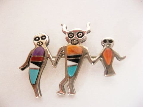 Family Pin/Pendant