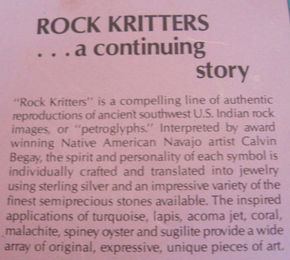 A Rock Kritters Collection by B.G. Mudd Ltd