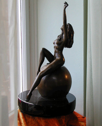 Female Figure Sculpture
