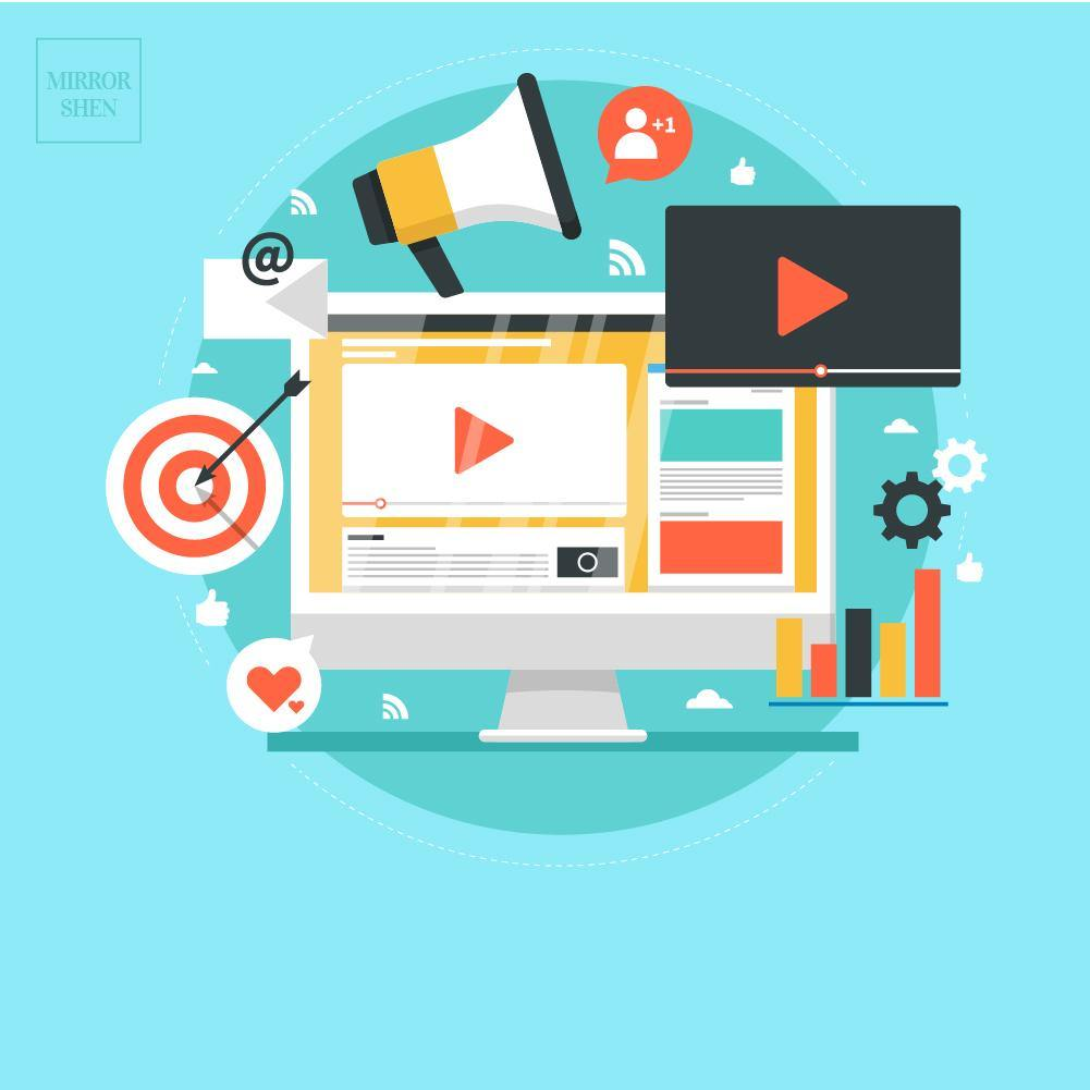 How to share videos and measure marketing results? - Mirror Shen
