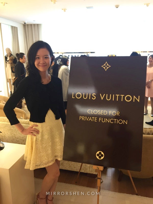 Louis Vuitton Private Function