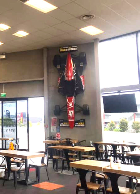 Aoraki Cafe Hampton Downs