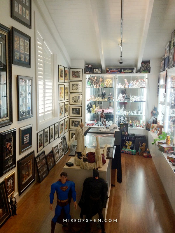Pakiri Point Collectibles Showroom