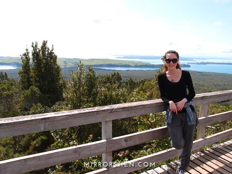 Rangitoto island Hiking