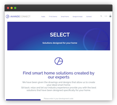 Avande Select: Technology made simple