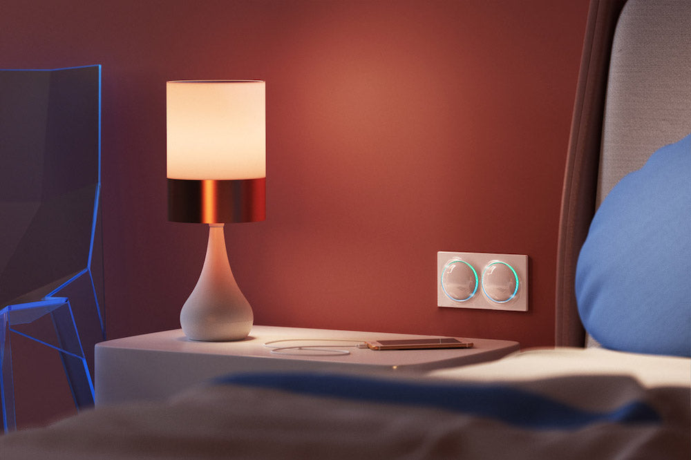 Smart home lighting control switches to control your room lighting