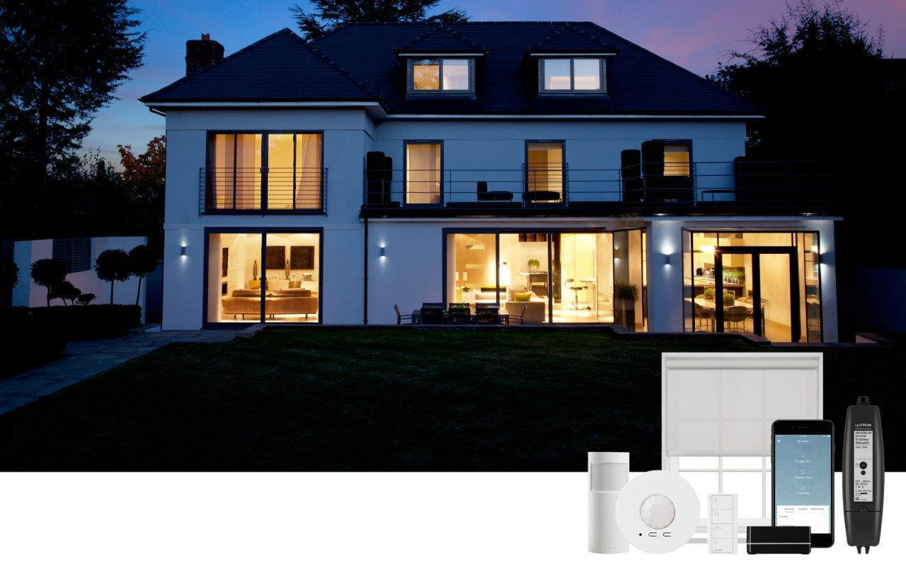Smart Home, enhance your home with smart technology