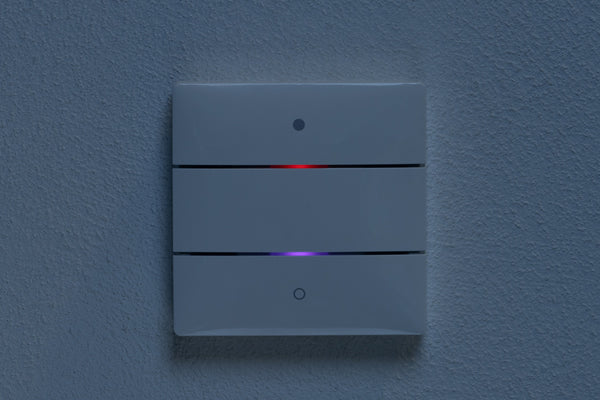 Luxor living smart lighting control by Theben