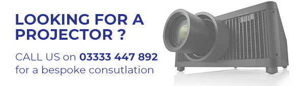 Looking for a projector? Call us