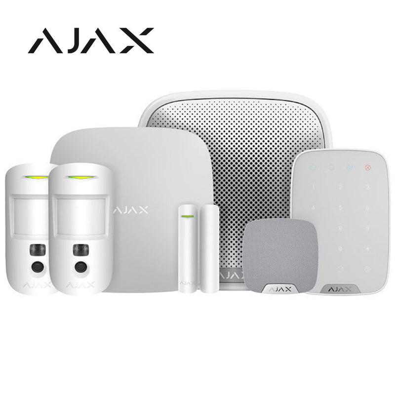 AJAX Wireless Intruder Alarm Package