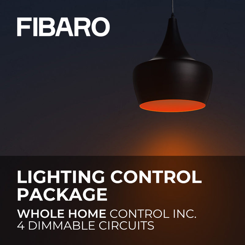 Fibaro Whole Home Lighting Control Package