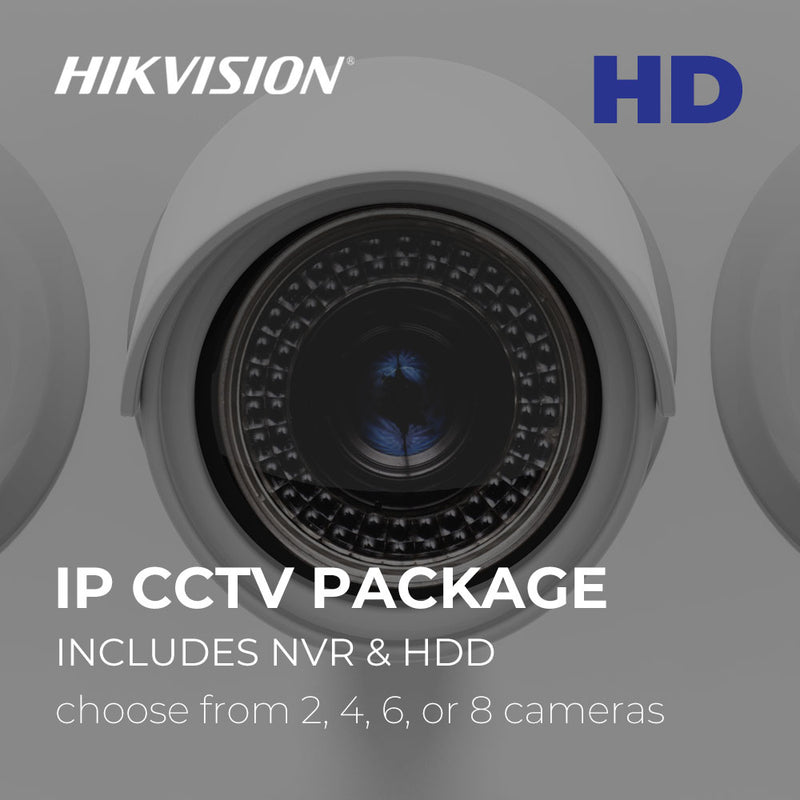 IP CCTV Package