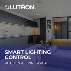 Smart Lighting Control - Kitchen & Living
