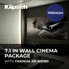 7.1 Surround Sound Package - Premium