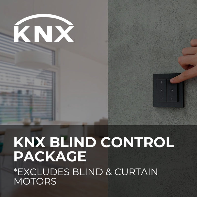 KNX Blind Control Package