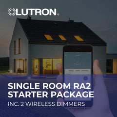 Single Room Wireless Lighting Control Starter Package