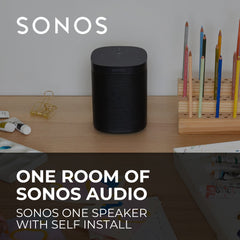Sonos Audio for One Room
